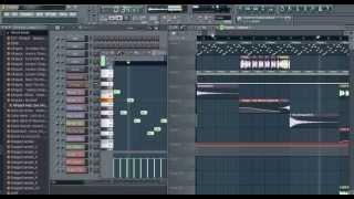 yubaba & Bangduck - Afrojack intro (fl studio)