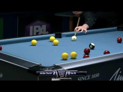 IPA World Pool Championships 2017 Church v Ali