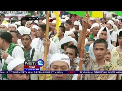 Asal Mula Aksi Bela Islam - NET12