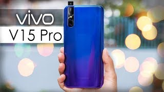 Vivo V15 pro Official Look, Specification and Camera !!