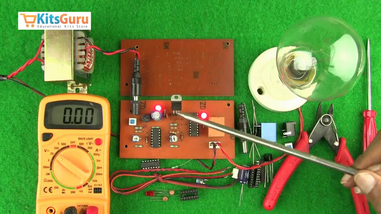 Over Under Voltage Protection By Kitsgurucom Lgkt055 Youtube Protector Circuit