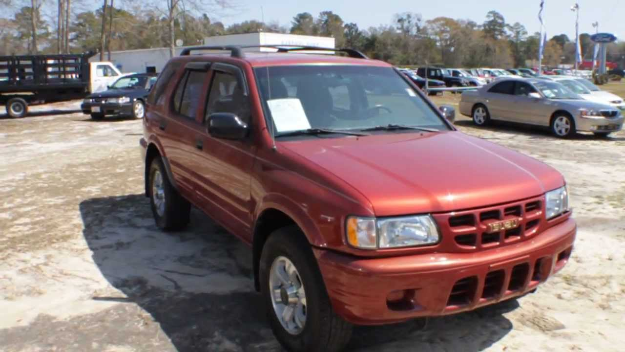 Good 2000 Isuzu Rodeo LS   For Sale Review @ Ravenel Ford   Charleston, SC    YouTube