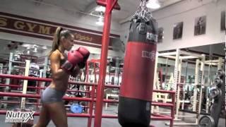 NUTREX GIRLS Larissa Reis & Nathalia Melo Hit the Gym cz. 2 ATLETA RADOM TV