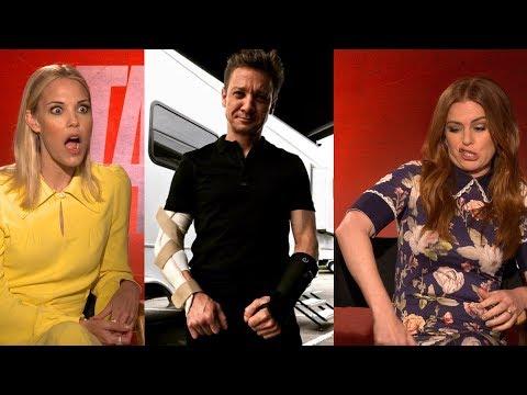 'Tag' Cast Recalls Jeremy Renner's OnSet Injury