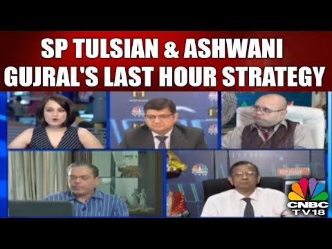 Closing Bell (3rd April)   Flat Trade on D-Street   SP Tulsian & Ashwani Gujral's Last Hour Strategy