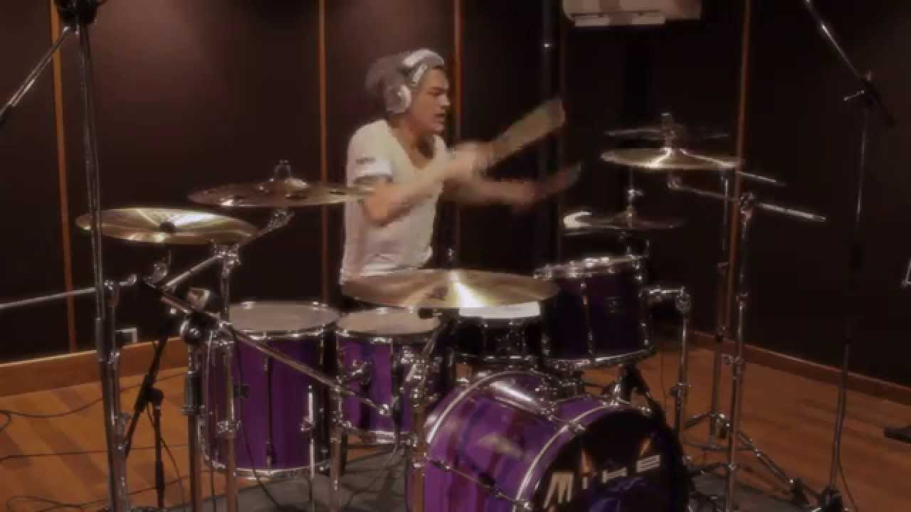 smells like teen spirit how to play drums