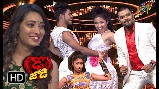 Dhee Jodi | 19th September 2018 | Full Episode | ETV Telugu