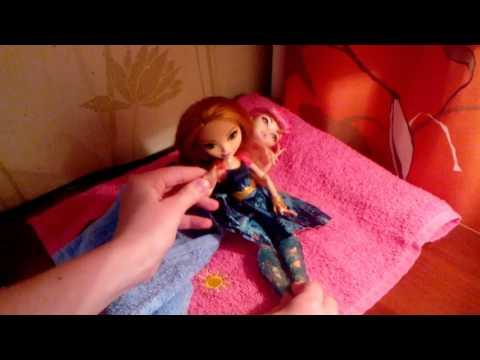 Куклы Эвер Афтер Хай ❤ Рейвен + Декстер = LOVE ❤ Одежда для кукол своими руками DIY Легкий пластилин