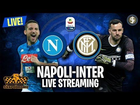 🔴 NAPOLI-INTER 4-1 ⚽ LIVE STREAMING ⚽ SERIE A - 19/05/19 | HD