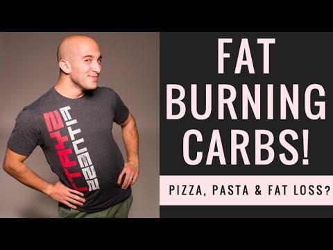 FAT BURNING CARBS? PIZZA, PASTA & FAT LOSS
