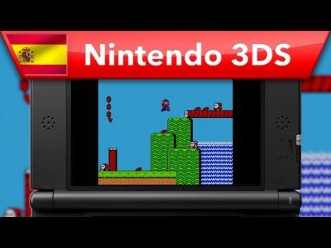 Super Mario Bros. 2 - Tráiler (Nintendo 3DS)