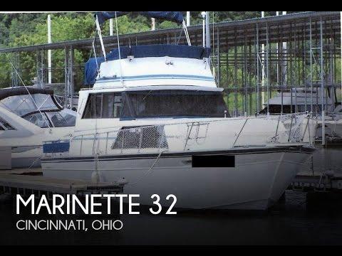 [UNAVAILABLE] Used 1988 Marinette 32 In Cincinnati, Ohio