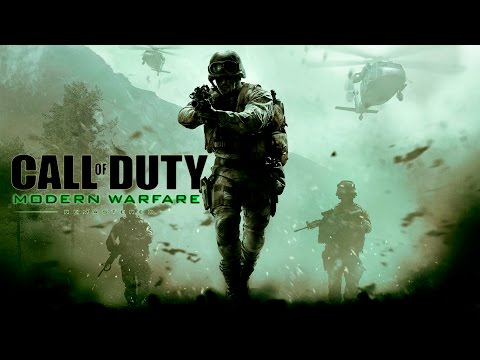 Стрім по Call of Duty Modern Warfare Remastered