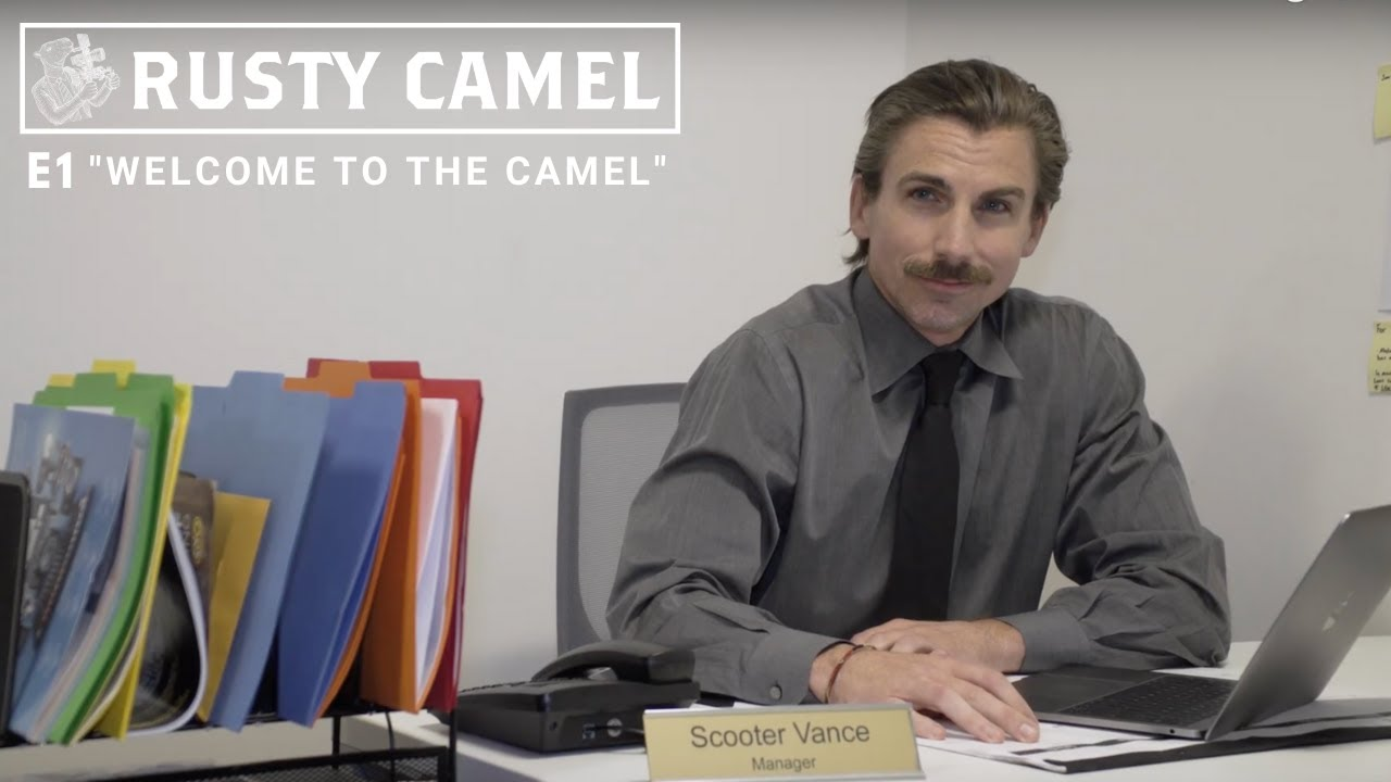 "RUSTY CAMEL - S1 (Ep 1) ""Welcome to the Camel"""