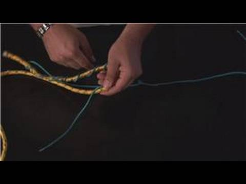 How To Tie A Loop : Twisted Leader Fishing Knot