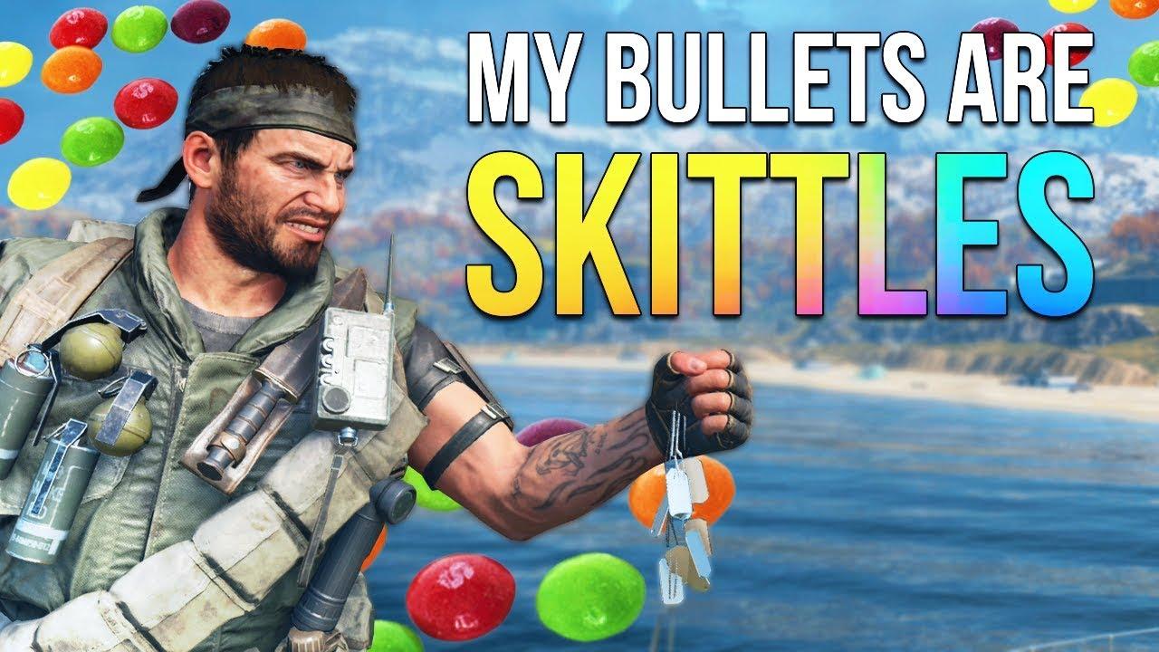 Meine Kugeln sind Kegelspiel (Blackout) + video