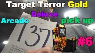 Target Terror Gold  Deluxe Arcade pick up #6