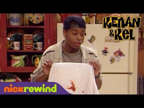 Kel Ruins a Beautiful Sweater | Kenan & Kel | NickSplat
