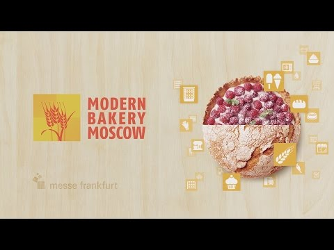 Modern Bakery Moscow 2017 (English Version)