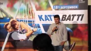 Katti Batti Trailer launch Part 1