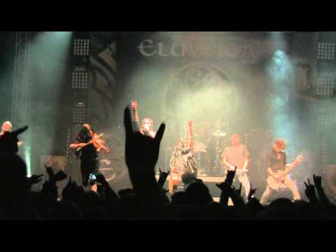 Eluveitie - Neverland (Zlín 2013)