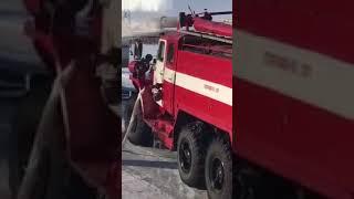 Видео с места страшной аварии с вахтовиками попало в интернет