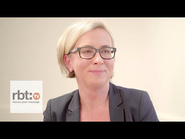 Schneider Electric Miriam Nanzka | Zu Gast bei Riba:BusinessTalk