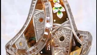 видео Богемия - богемское стекло и хрусталь. Купить Bohemia Киев + по Украине