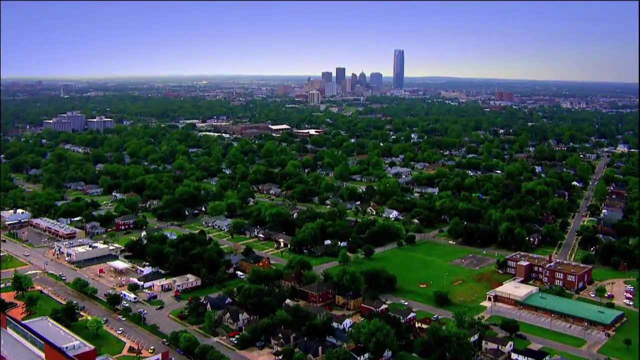 be a part of a city on the rise oklahoma city youtube