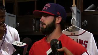 Tim Collins excited to get called up