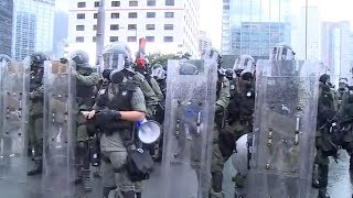 Did Hong Kong police use excessive force against rioters? 香港警方係咪過度使用武力對付暴徒?