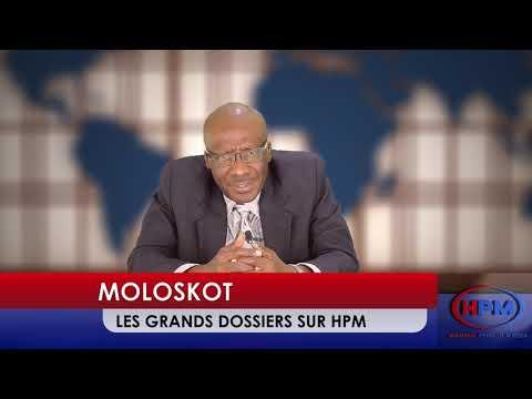 HPM MOLOSKOT LES GRANDS DOSSIERS - HAITIAN PUBLIC MEDIA 11-12-2019 PART 1
