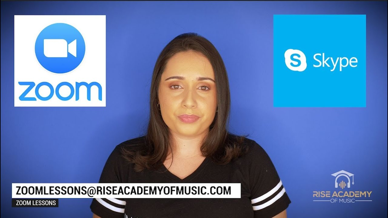Learn to Sing #withme via Online Lessons | Rise Academy of Music