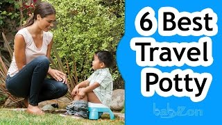 Best Travel Potty 2016 - Top 6 Travel Potty Reviews!