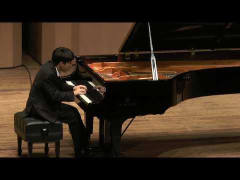 Semi-Finals:  Andrew Li, e-Piano Junior Competition 2017