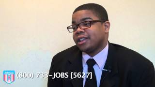 Job Corps Voices - Victor and Higher Education - Career Training and Education Program