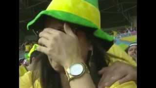 ഇങ്ങനെ ഒക്കെ പാടുണ്ടോ Germany?     Brazil Fans React