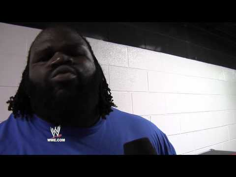 Mark Henry reacts to being drafted to SmackDown
