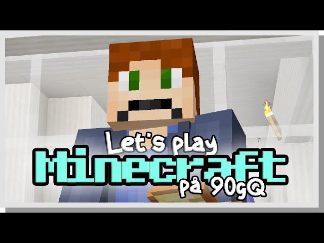 LP Minecraft på 90gQ #143 - ADAM BLIR SCAMMAD AV FACKET