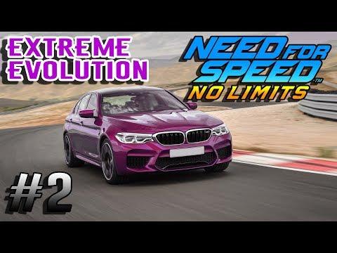 ЭКСТРИМ ЭВОЛЮЦИЯ #2 Need For Speed NO LIMITS iOS