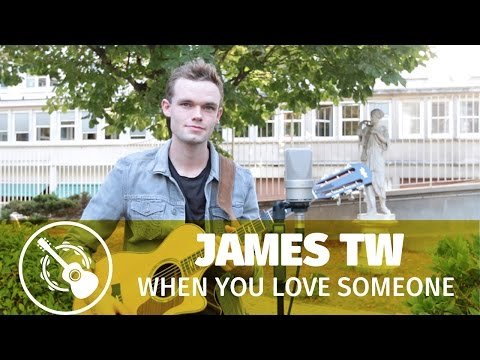James TW — When you love someone