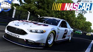 fm6 nascar expansion 04 die weltreise beginnt let s play fm6 nascar expansion