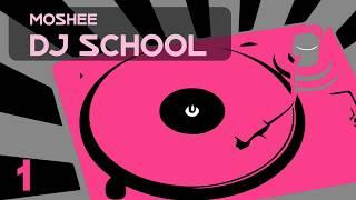 입문 디제잉 강좌 1 :  DJ의 정의, 간단한원리,장비 살펴보기!!  (Moshee Dj School )