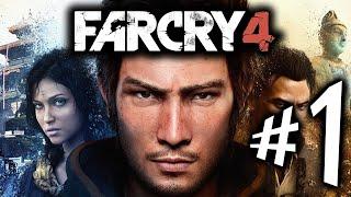 Far Cry 4 - Parte 1: Bem-Vindo a Kyrat, Ajay Ghale!! [ PC 60FPS - Playthrough PT-BR ]