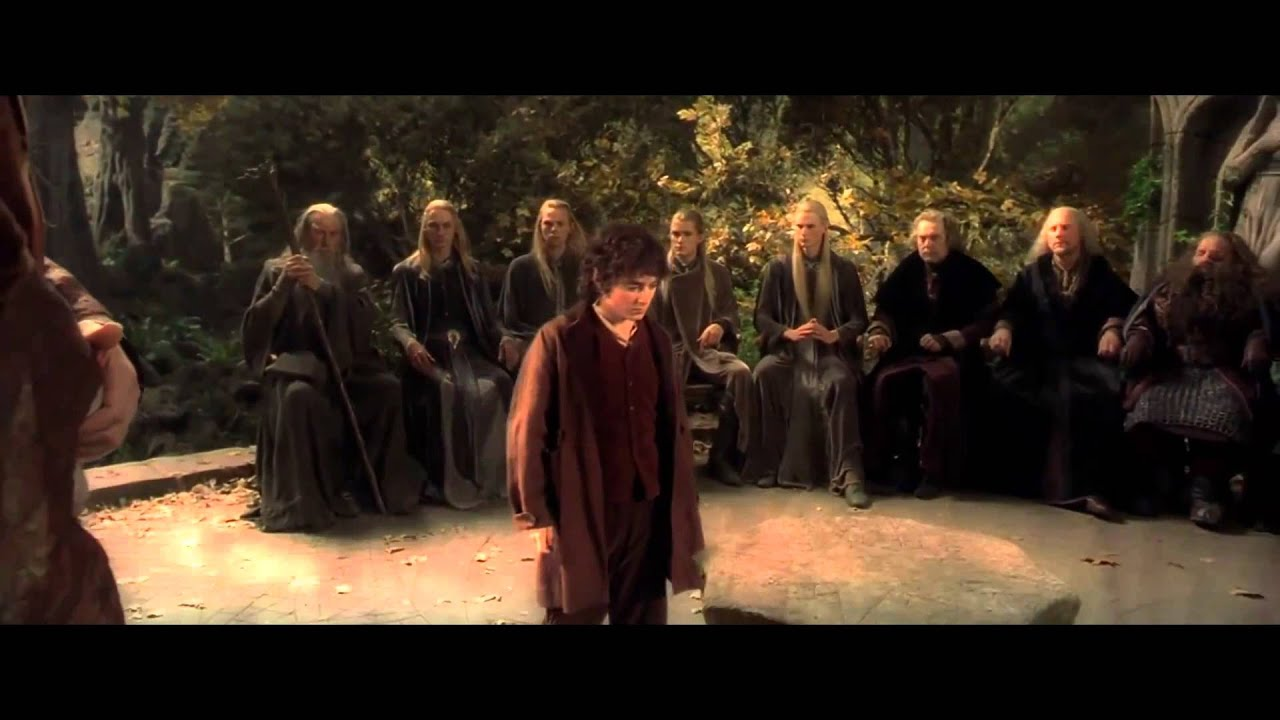 Lord Of The Rings Meeting