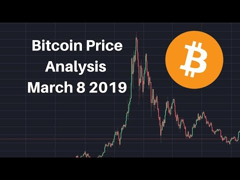 Bitcoin Price Technical Analysis March 8 2019