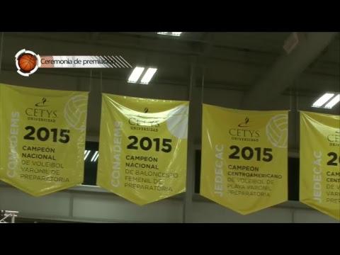 Final Liga ABE #Femenil: TEC MTY vs #CETYS TIJUANA #OchoGrandes #TecMty #LigaABE