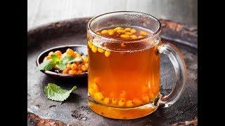 Как заваривать чай с облепихой
