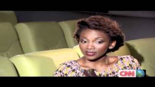 Genevieve Nnaji African Voices 270311 Part 1 of 3