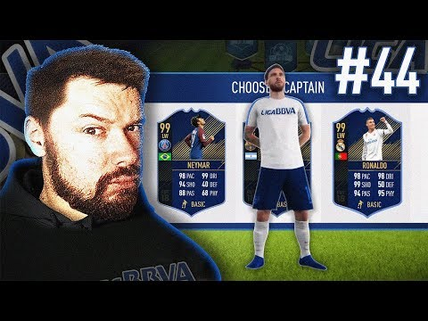 THE BEST ATTACK IN FIFA 18!!! - #FIFA18 DRAFT TO GLORY #44